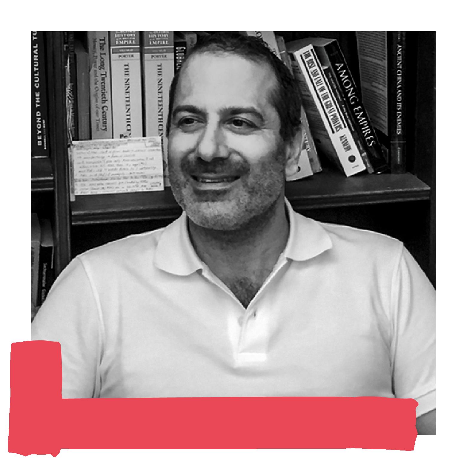 Cyrus Schayegh